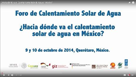 Video Oct 2014