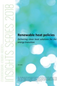 Renewable Heat IEA